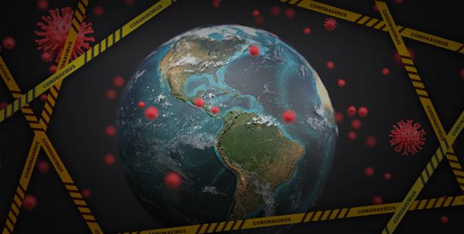 新冠肺炎:全球衝擊