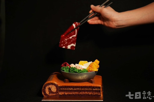 別裝了,這是火鍋、壽司、牛排吧!父親節「蛋糕」今年大走偽裝風