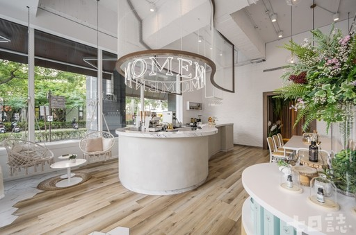 不只是高顏值餐廳 IMOMENT CAFÉ 創造美食與美學的儀式感