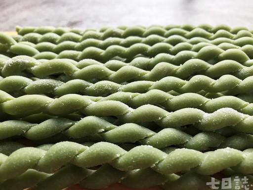 五顏六色義大利生麵!貝殼、波浪造型麵體療癒又好吃