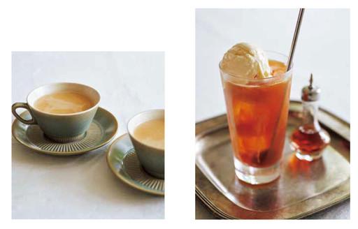 紅茶甜點/紅茶奶油酥餅、奶茶法式吐司與紅茶特調飲品