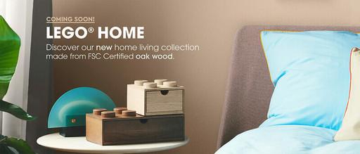 木製質感美翻!丹麥品牌「樂高收納系列」鐵粉必敗,自己的夢幻美房自己拼