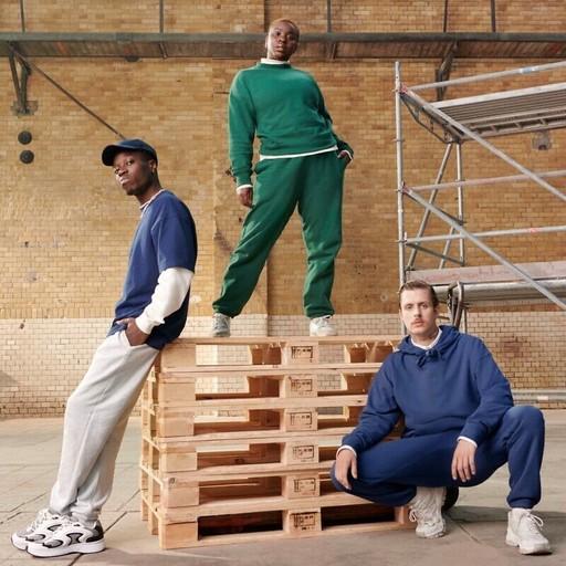 H&M 全新男裝撞款《機智醫生》!留言區變身搞笑創意大賽:「手術房綠是你?」
