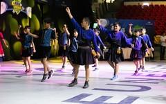 前總統馬英九擔任婕斯盃開球嘉賓 民眾力挺台灣選手