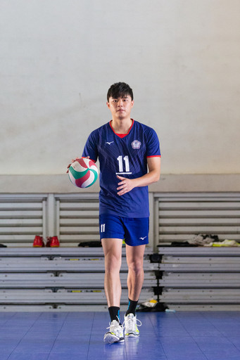 「BORN TO V 生為排球人 持續挑戰自我」專訪永信杯代言人吳宗軒
